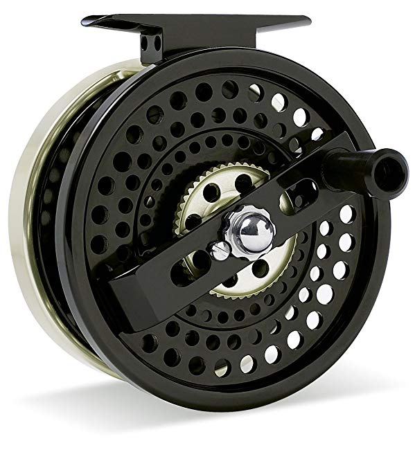 Tibor STALG Billy Pate Steelhead AR/LH Fly Fishing Reel