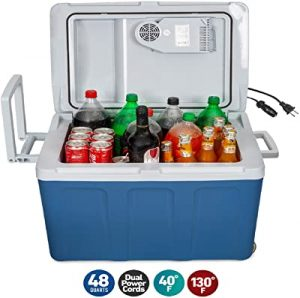 K box electric cooler and warmer