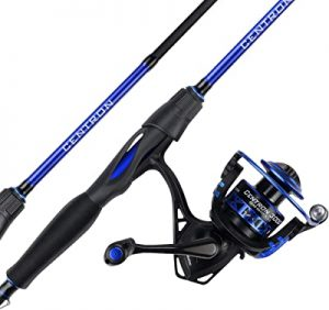 KastKing spinning reel and rod