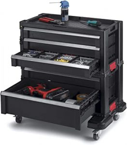 Keter Moular tool chest
