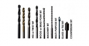 7 Different Types of Drill Bits You Should Know About