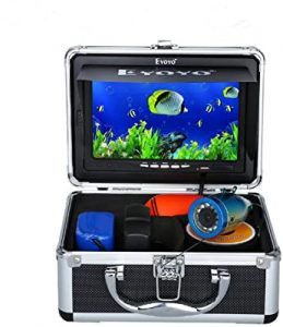 7 inches color lcd fish finder