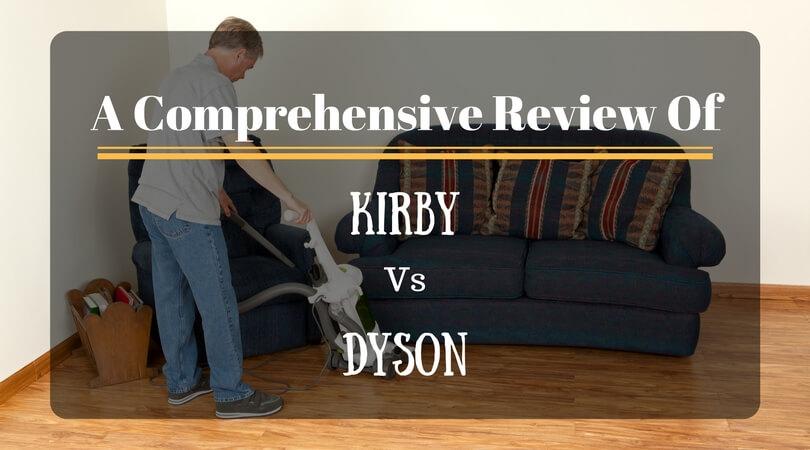 Kirby VS Dyson