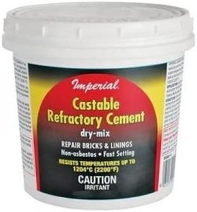 Imperial Refractory Cement