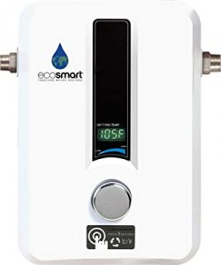 Eco 11 tankless water heater