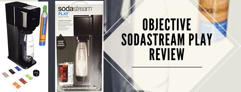 Home soda stream maker