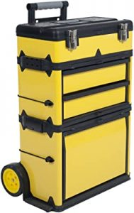 Stackable tool chest