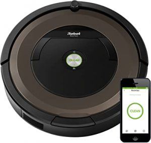 Roomba 860 cleaning vacuum