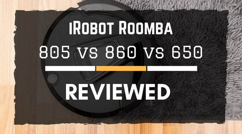 irobot roomba comparison different models